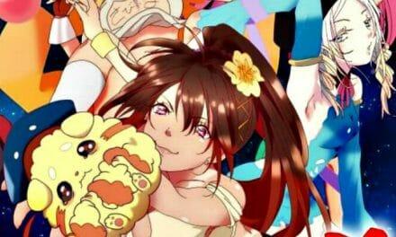 """Ladyspo"" Anime Gets New Poster Visual"