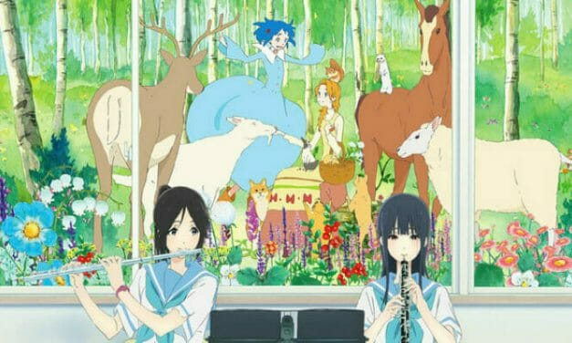 Liz and the Blue Bird Gets US Theatrical Run in November 2018