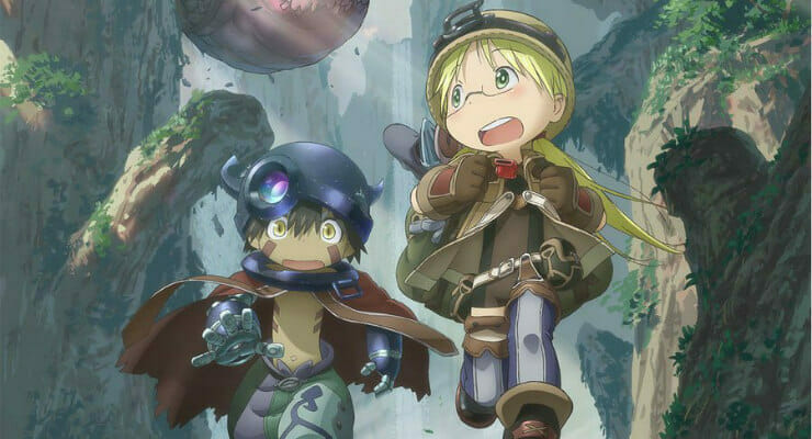 "Sentai Gives ""Made In Abyss"" Compendium Films Theatrical Runs in 2019"