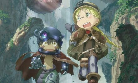 Second Made in Abyss Compilation Movie Gets a New Key Visual