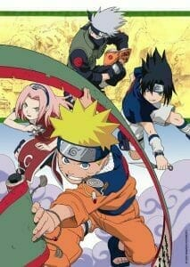 Naruto Anime Visual