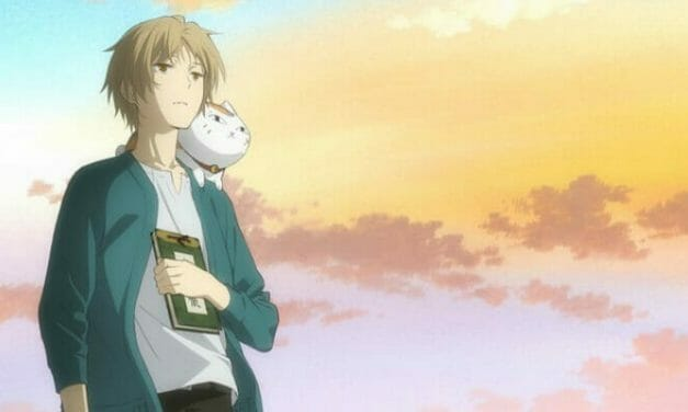 """Natsume's Book of Friends"" Movie Gets Catty In New Trailer"