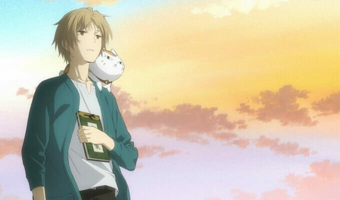 "First ""Natsume's Book of Friends"" Movie Trailer Hits the Web; First Staff & Cast Revealed"