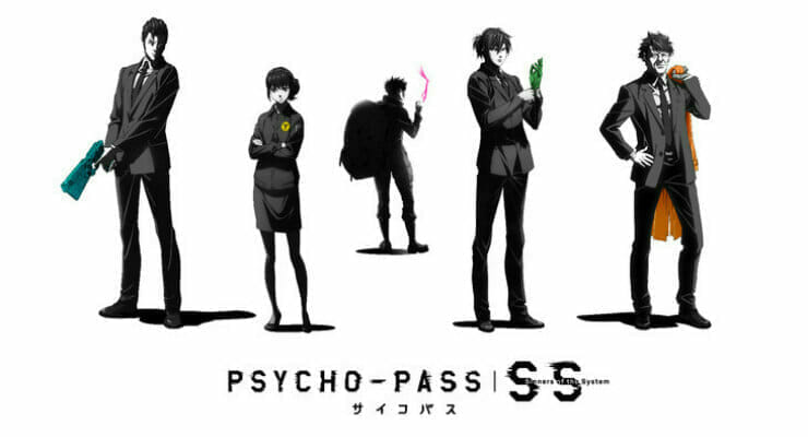 Psycho-Pass SS Case.1 Tsumi to Bachi Gets Main Cast & Crew, Visual Also