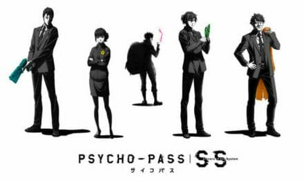 "Psycho-Pass Gets 3-Part ""Psycho-Pass SS"" Anime Movie Project"