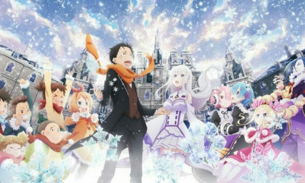 Re:Zero Anime Gets Second OVA; First Teaser Streamed