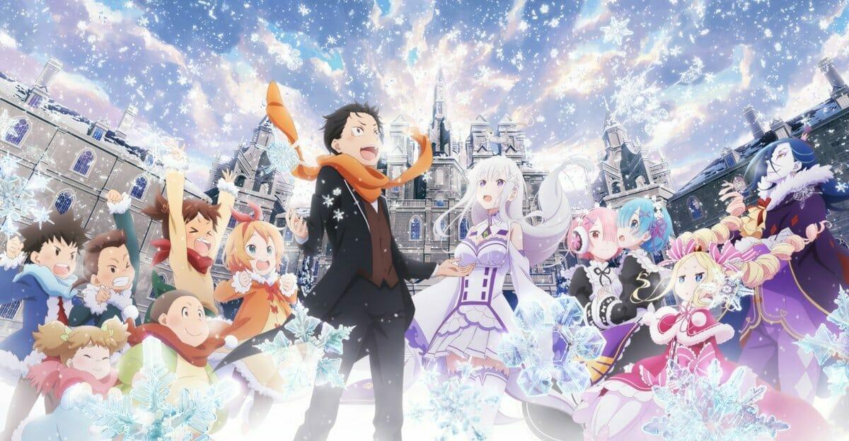 Crunchyroll Adds Re:Zero Season 2 To Summer 2020 Simulcasts