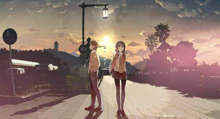 Bunny Senpai Movie Gets 2-Minute Teaser Trailer