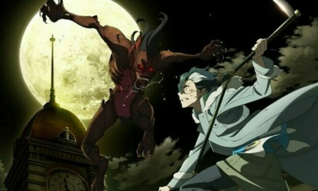 Sirius the Jaeger Anime Hits Netflix in December 2018