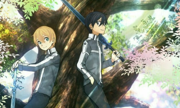"""English-Subbed """"Sword Art Online -Alicization-"""" Trailer Hits the Web"""