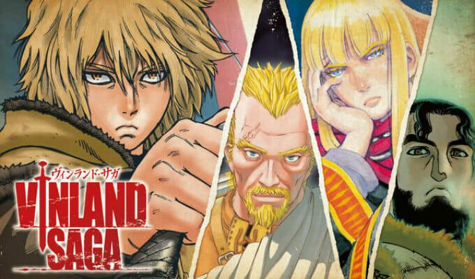 Vinland Saga Anime Gets Fourth Teaser Trailer