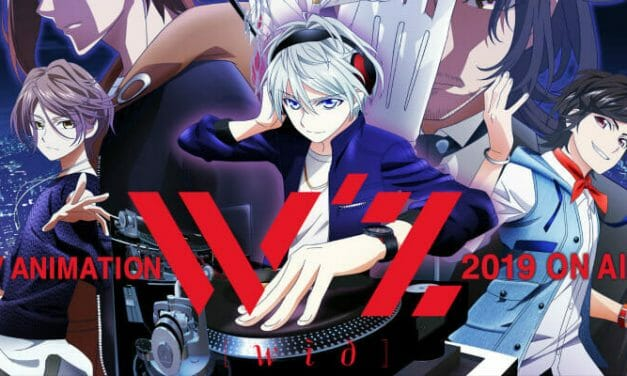 "GoHands & Frontier Works Collaborate on ""W'z"" Anime Project for 2019"