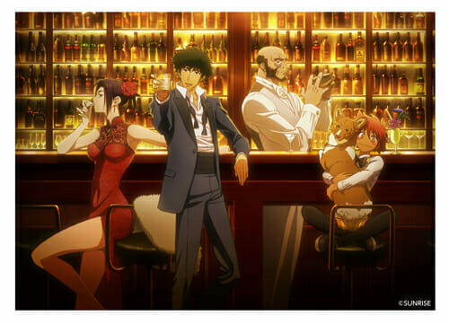 "Animate to Host ""Cowboy Bebop"" Cafe in Akihabara and Osaka"