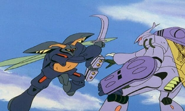 Sentai Filmworks Licenses Aura Battler Dunbine