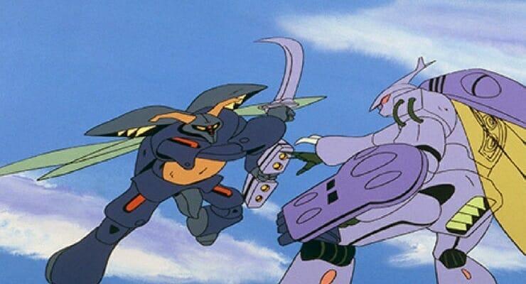 Sentai Filmworks Adds Aura Battler Dunbine