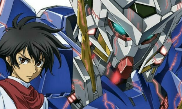 Mobile Suit Gundam 00 Gets Stage Play in 2019