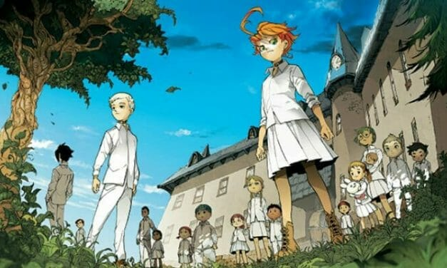 It's Official: The Promised Neverland Gets Anime Adaptation