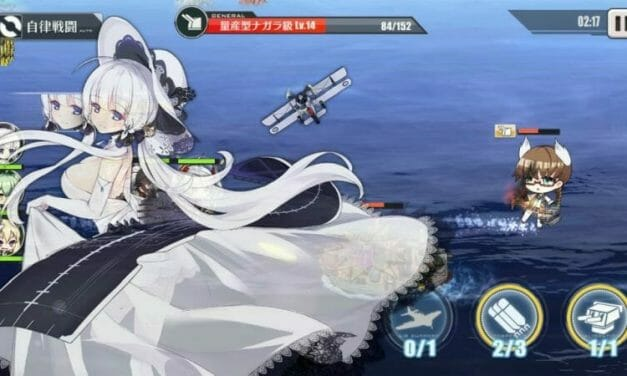 Azur Lane Gets Anime TV Series From Bibury Animation Studio