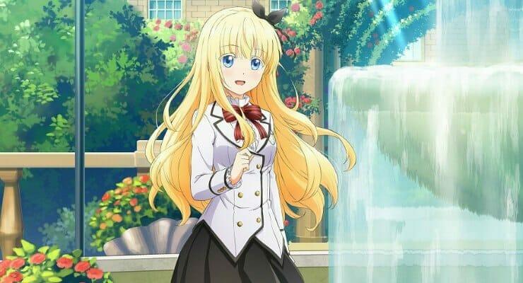 """""""Boarding School Juliet"""" Anime Gets Key Visual, Staffers, Premiere Date"""