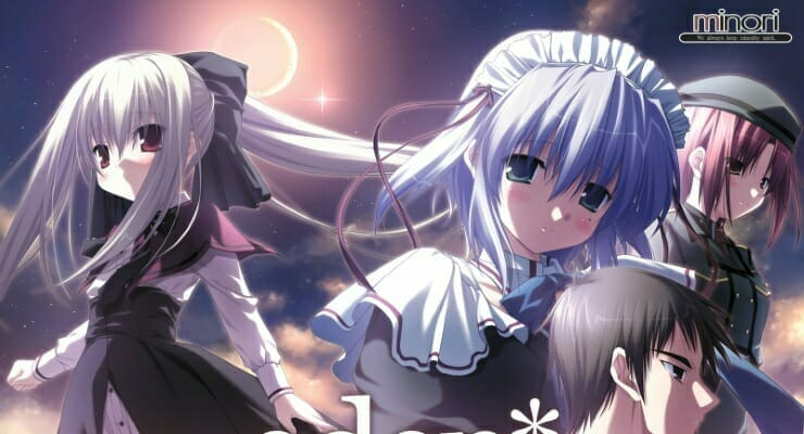 MangaGamer to Bring Their Visual Novels to GOG