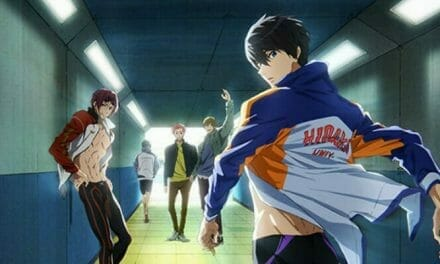 Free! Dive to the Future Anime Gets First Visual, Trailers, Cast, & Crew