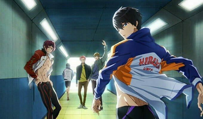 "Kyoto Animation Streams ""Free!"" Anime Primer Special"