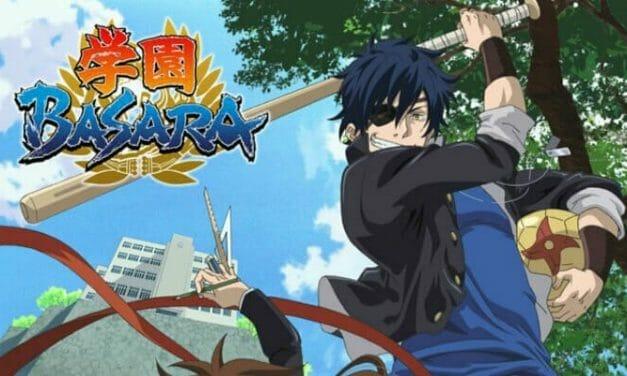 Sentai Filmworks Picks Up Gakuen Basara Anime; Plans HIDIVE Stream
