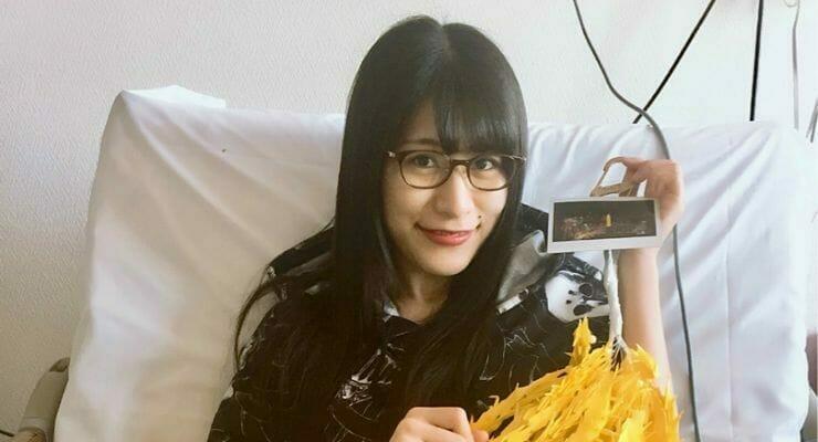 """""""Kamen Joshi"""" Idol Group Member Tomoka Igari Paralyzed After Accident"""