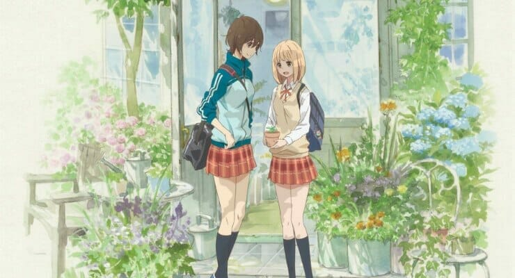 """Anime Expo to Host """"Kase-san And Morning Glories"""" US Premiere"""