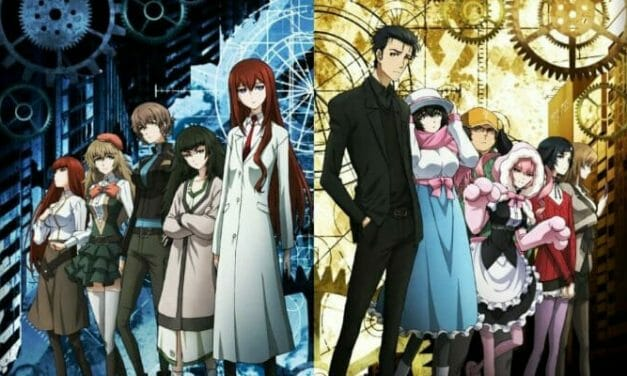 Ashly Burch Leaves Steins;Gate 0 Broadcast Dub Cast