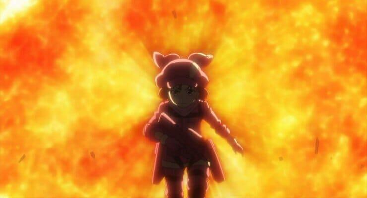 The Herald Anime Club Meeting 63: Sword Art Online Alternative Gun Gale Online Episode 5