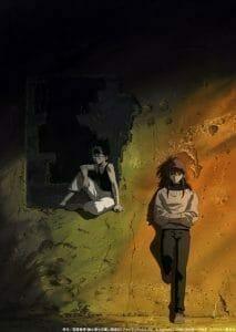"Yu Yu Hakusho OVA - ""Two Shots"" Key Visual"