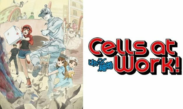 Crunchyroll Adds Cells At Work! to Summer 2018 Simulcast Lineup