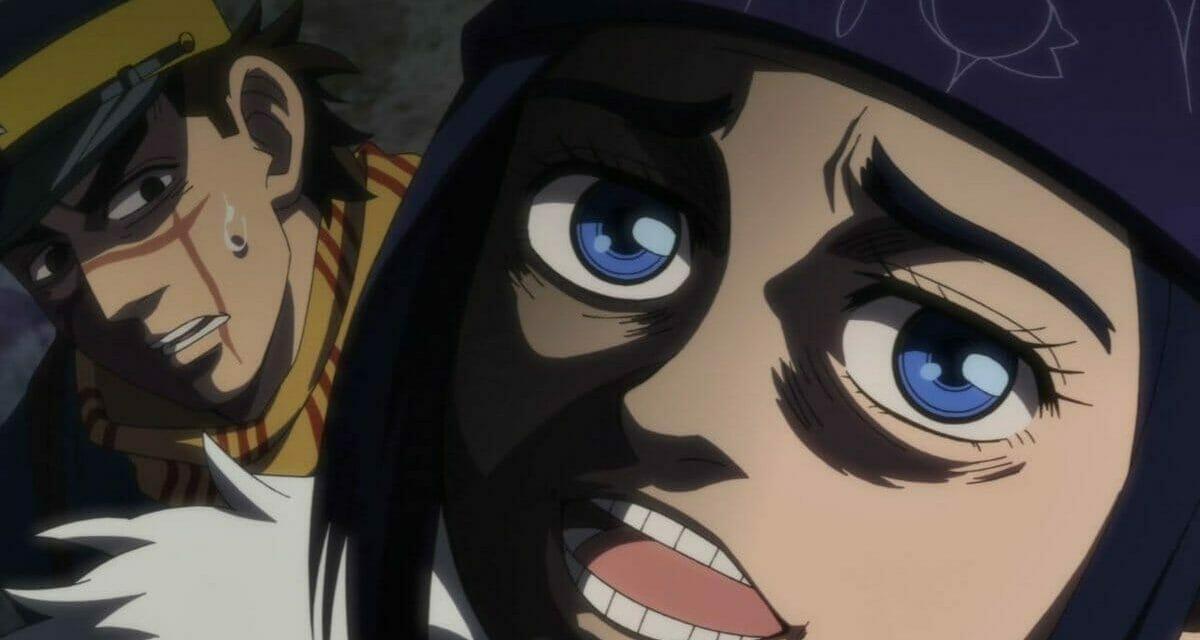 Golden Kamuy Gets Second Anime Season