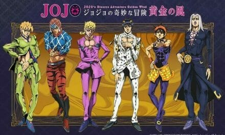 Guido Mista and Sex Pistols Star in new JoJo's Bizarre Adventure: Golden Wind Teaser