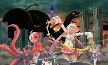 Kaiju Girls (Black) Gets New Visual & Premiere Date