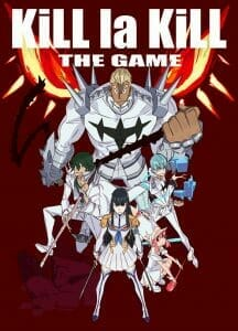 Kill la Kill: The Game Key Visual