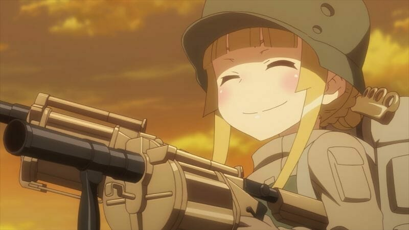 The Herald Anime Club Meeting 65: Sword Art Online Alternative Gun Gale Online Episode 7