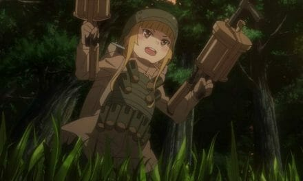 The Herald Anime Club Meeting 68: Sword Art Online Alternative Gun Gale Online Episode 10