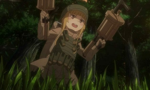 The Herald Anime Club Meeting 68: Sword Art Online Alternative Gun Gale Online Episode 10