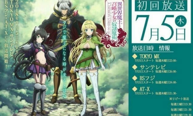Premiere Date, New Cast Members Announced for How NOT to Summon a Demon Lord Anime