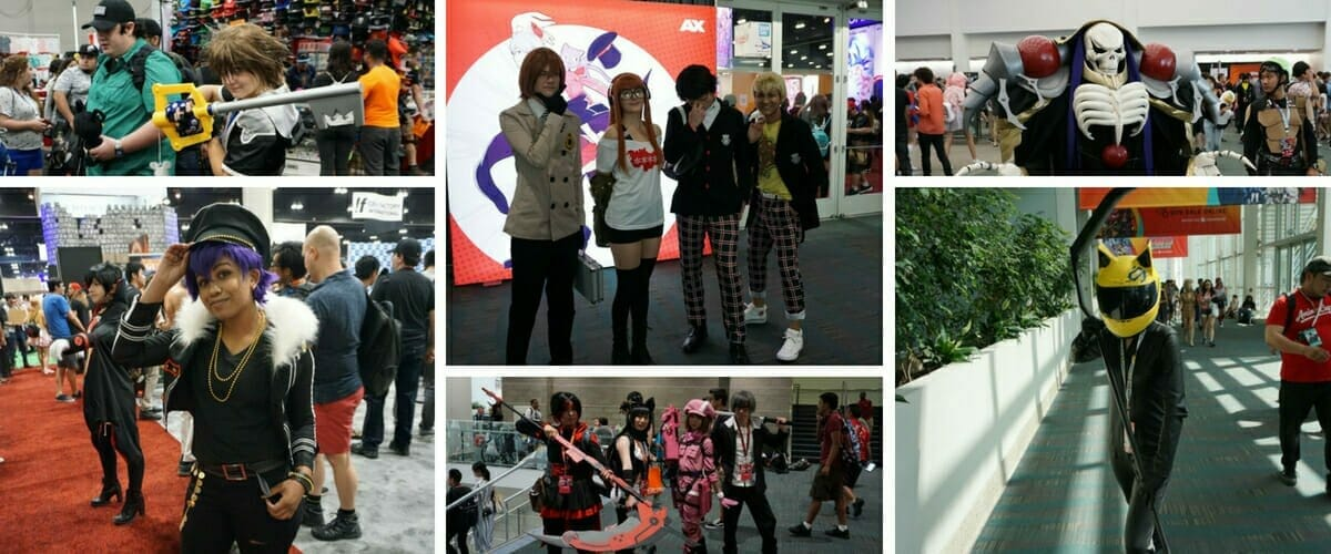 Anime Conventions in the UK, and How They Could Become Better