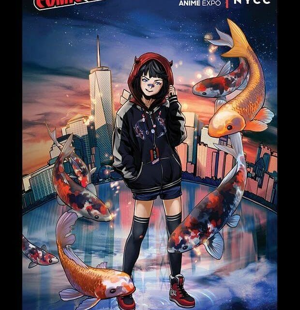 "New York Comic Con & Anime Expo Partner For ""Anime Fest @ NYCC x Anime Expo"""