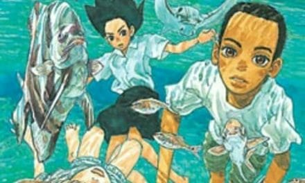 """Children of the Sea"" Anime Movie Gets New Visual, 4 Cast Members"