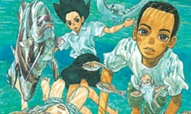 Children of the Sea Anime Film Gets Second Teaser Trailer