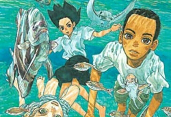 "Daisuke Igarashi's ""Children of the Sea"" Gets Anime Movie by Studio 4°C"