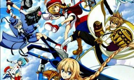 Han-Gyaku-Sei Million Arthur Anime Gets New Staff, Cast, & Key Visual