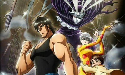Karakuri Circus Anime Gets Third Teaser Trailer