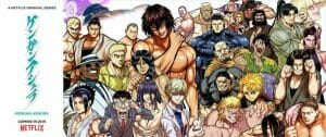 Violence Returns! Kengan Ashura's Yabako Sandrovich and Daromeon Talk to Anime Herald