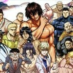 Kengan Ashura Season 2 Launches on Netflix on 10/31/2019